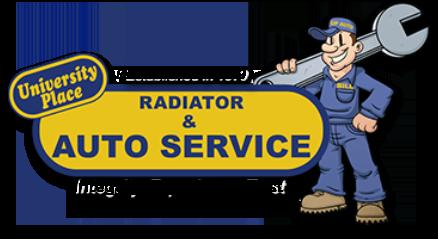 University Place Auto & Radiator : Quality Auto repaiR